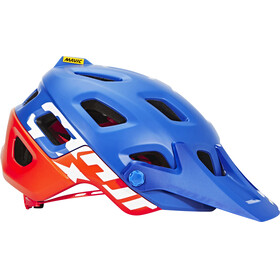Mavic Crossmax Pro - Casque de vélo - orange/bleu